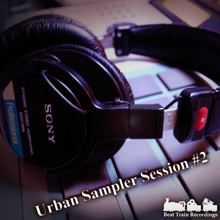 Urban Sampler Session #2 cover art