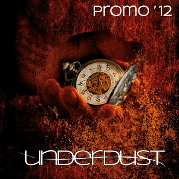Underdust Promo 2012 cover art