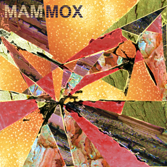 Mammox cover art