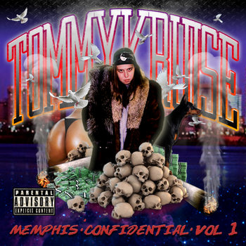 MEMPHIS CONFIDENTIAL VOL.1 cover art