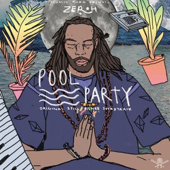 Pool Party: Original Still Picture Soundtrack cover art
