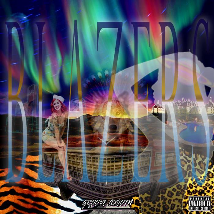 BLAZERS cover art