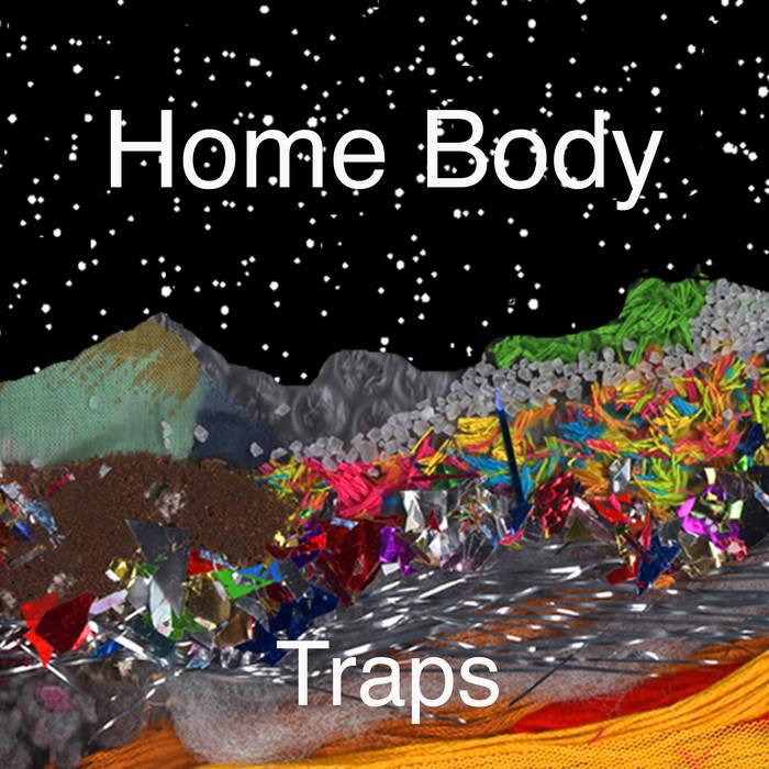 Traps cover art