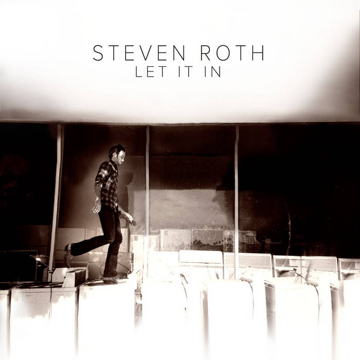 LET IT IN cover art