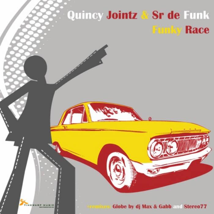 Quincy Jointz & Sr. de Funk - Funky Race cover art