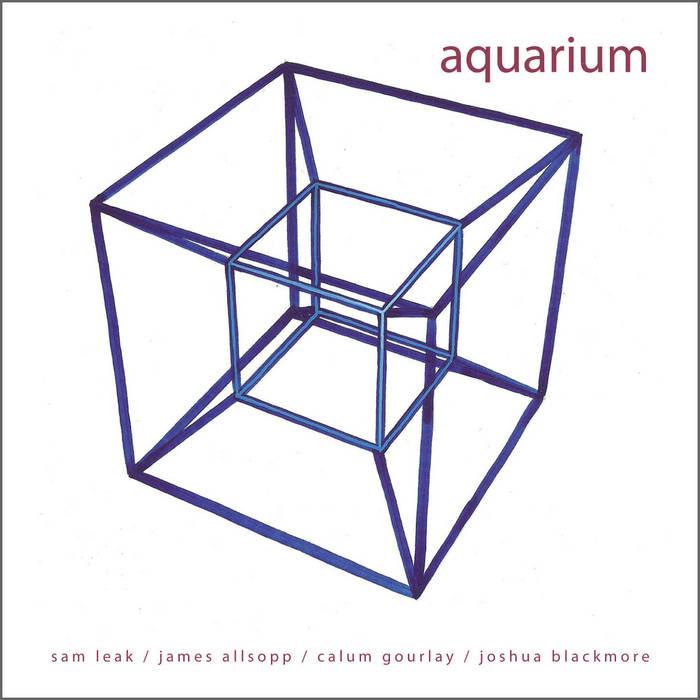 Aquarium cover art