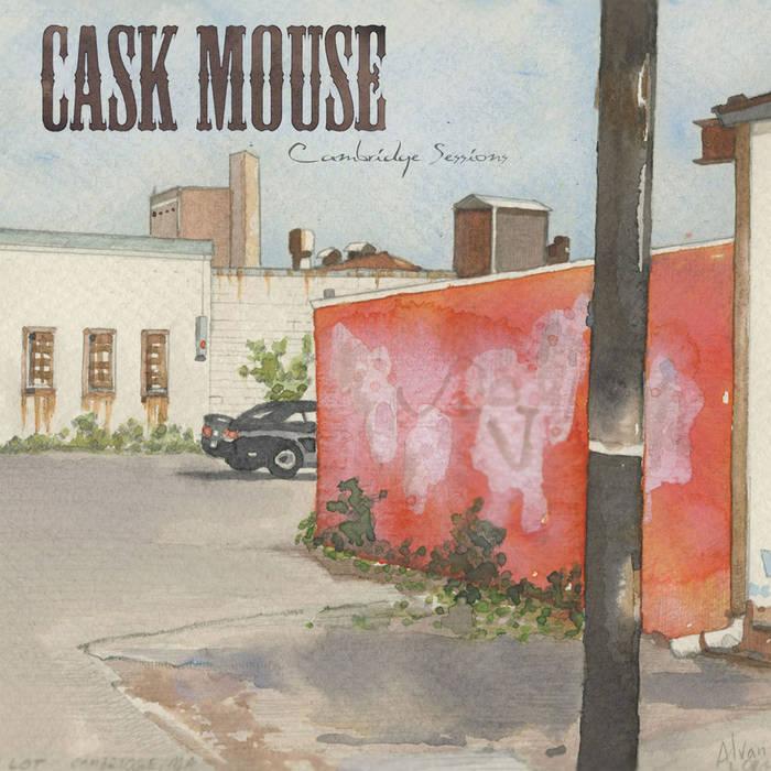Cambridge Sessions cover art