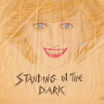 Standing In The Dark cover art