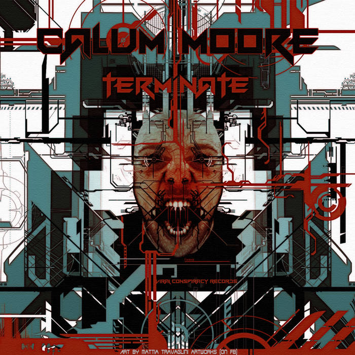 Calum Moore - Terminate cover art