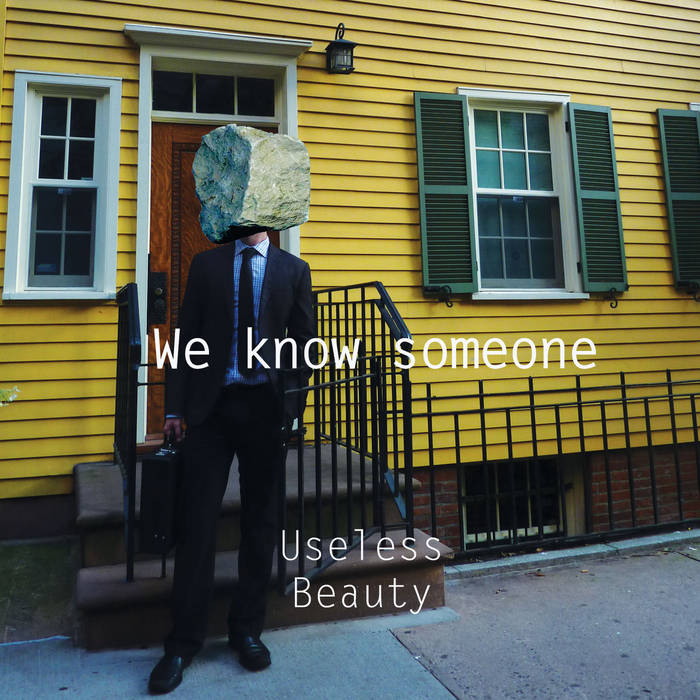 We Know Someone cover art