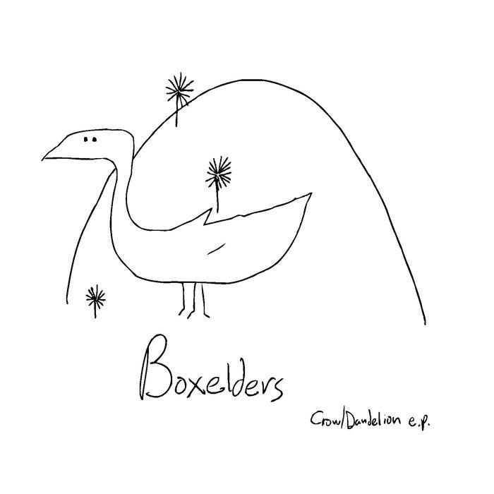 Crow/Dandelion e.p. cover art