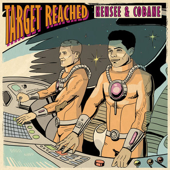 Target Reached cover art