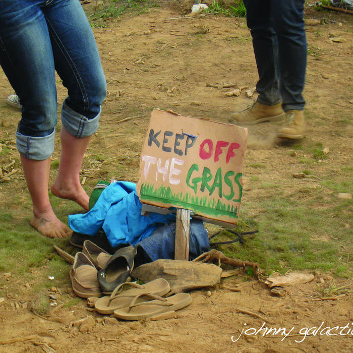 Keep Off the Grass cover art