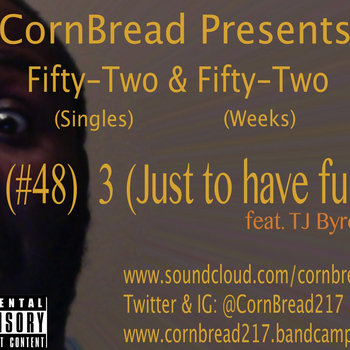 3 (Just to have fun) - feat. TJ Byrd cover art