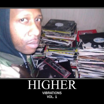 Higher Vibrations Vol. 1 cover art