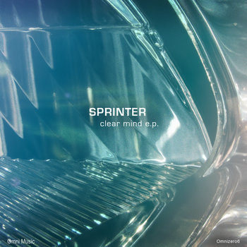 Sprinter - Clear Mind EP cover art