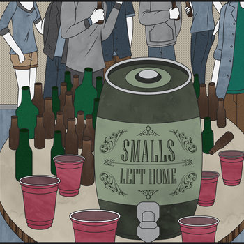 Left Home cover art