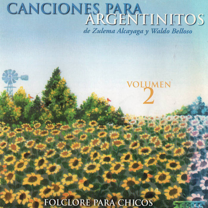 CANCIONES PARA ARGENTINITOS 2 cover art