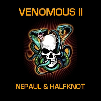 Venomous II cover art