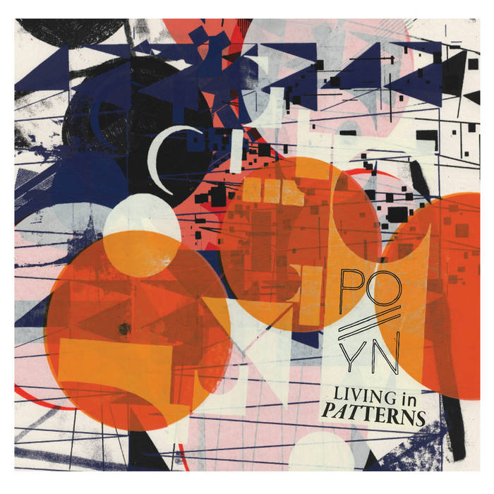 Living In Patterns (2012 Edition) cover art