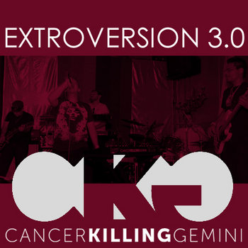 Extroversion 3.0 cover art
