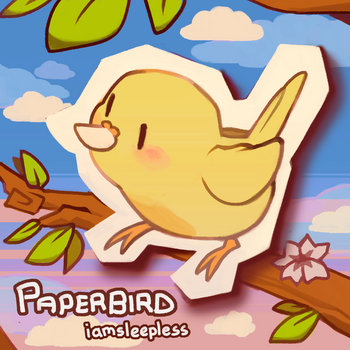 Paper Bird - EP cover art