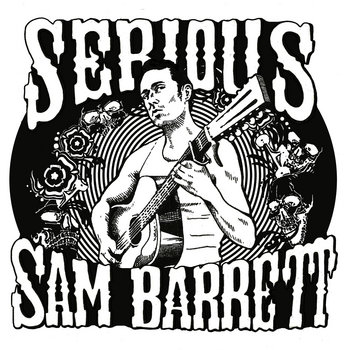 Serious Sam Barrett cover art