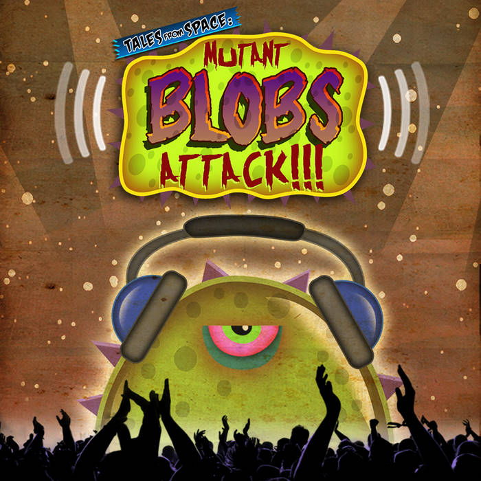 Tales from Space: Mutant Blobs Attack OST cover art
