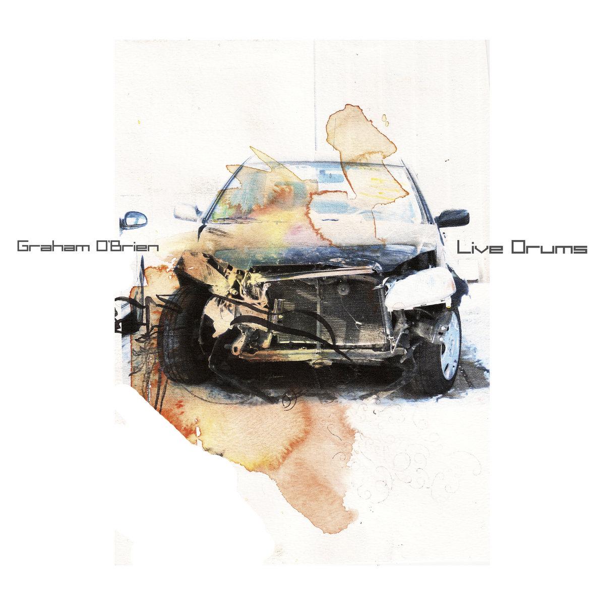 Graham Obrien-Live Drums-CD-FLAC-2010-FATHEAD Download