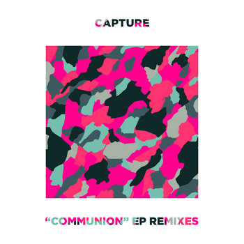 """""""Communion"""" EP Remixes cover art"""