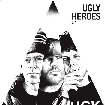 Ugly Heroes EP cover art