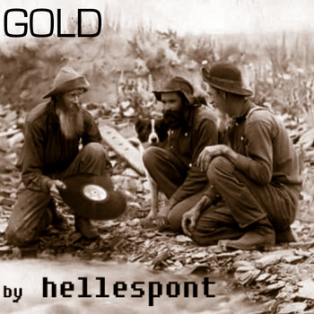 GOLD (Single) cover art