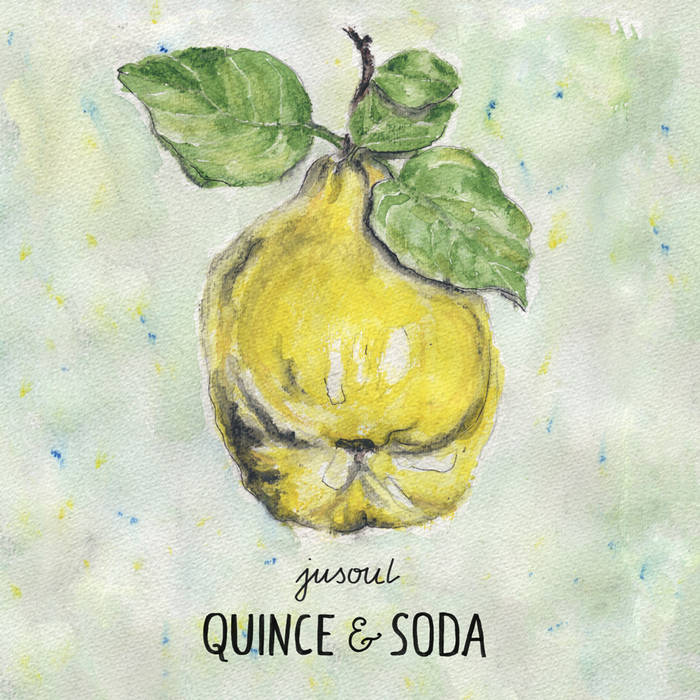 QUINCE & SODA cover art