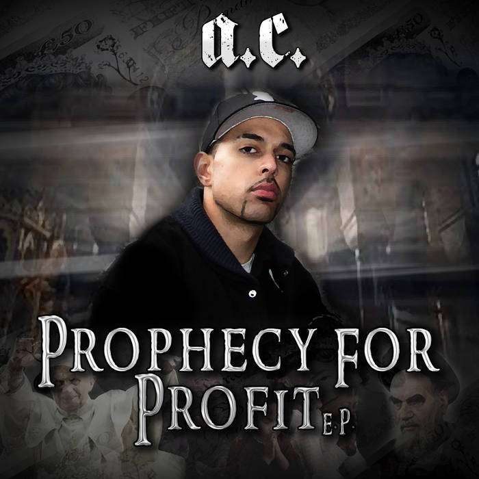 PROPHECY FOR PROFIT EP cover art