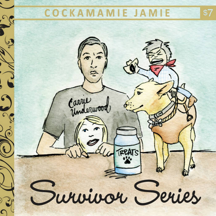 Survivor Series cover art