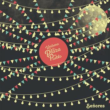 Verbena en la plaza del pueblo cover art