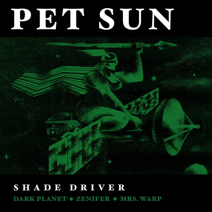 Shade Driver cover art