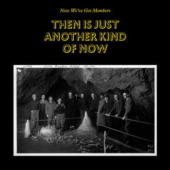 Then is just another kind of now cover art
