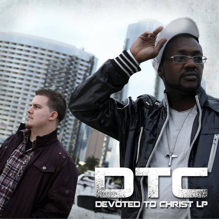 Devoted To Christ LP cover art