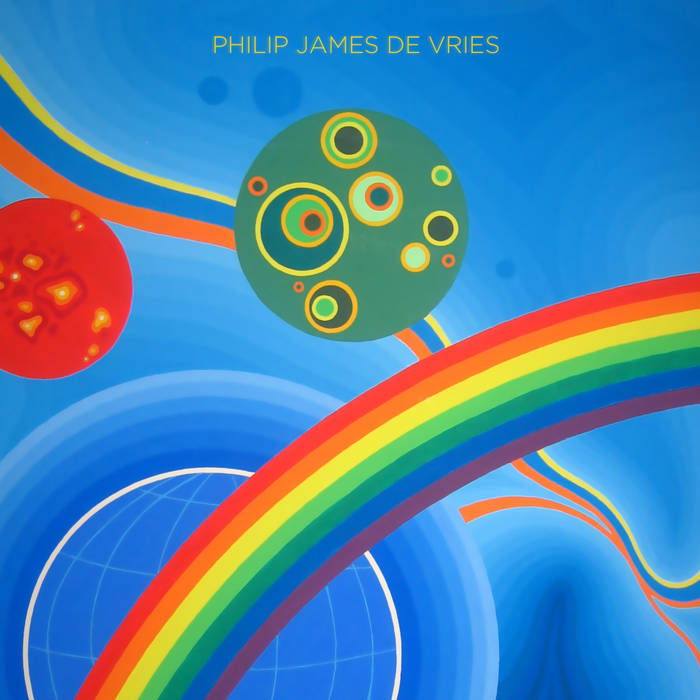 Philip James de Vries LP cover art