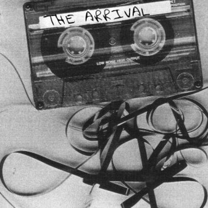 The Arrival (Mixtape) cover art