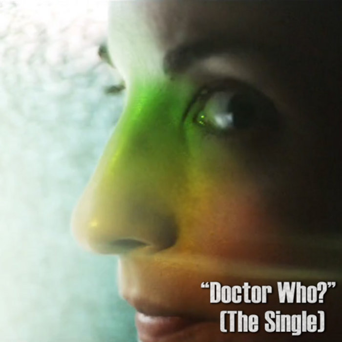 Doctor Who? cover art