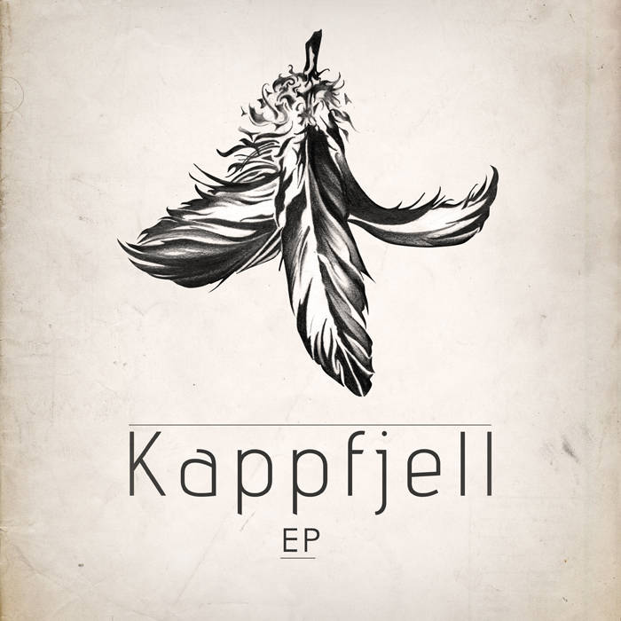 Kappfjell EP cover art