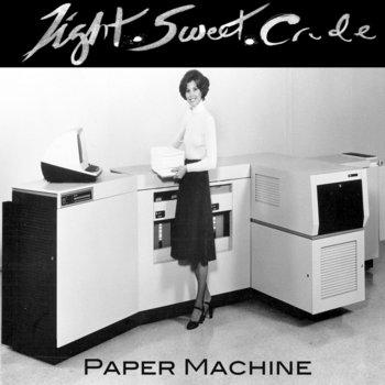 Paper Machine cover art