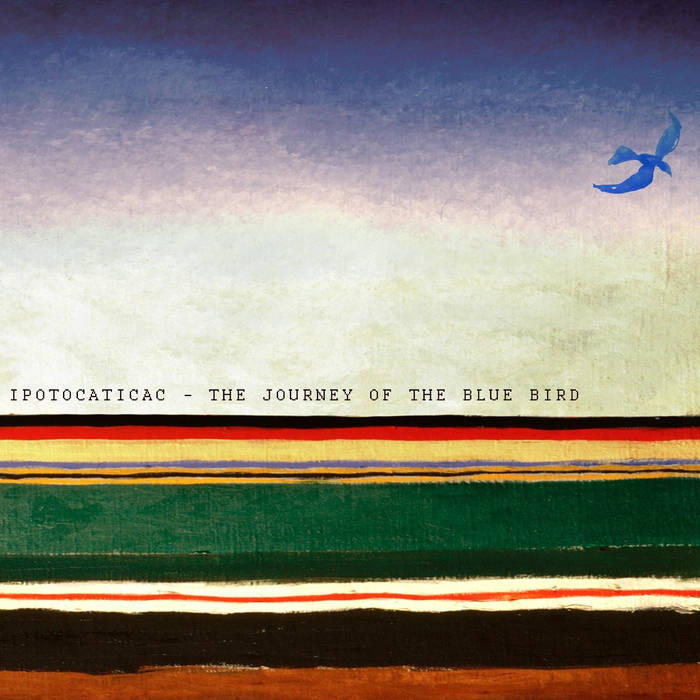 THE JOURNEY OF THE BLUE BIRD cover art
