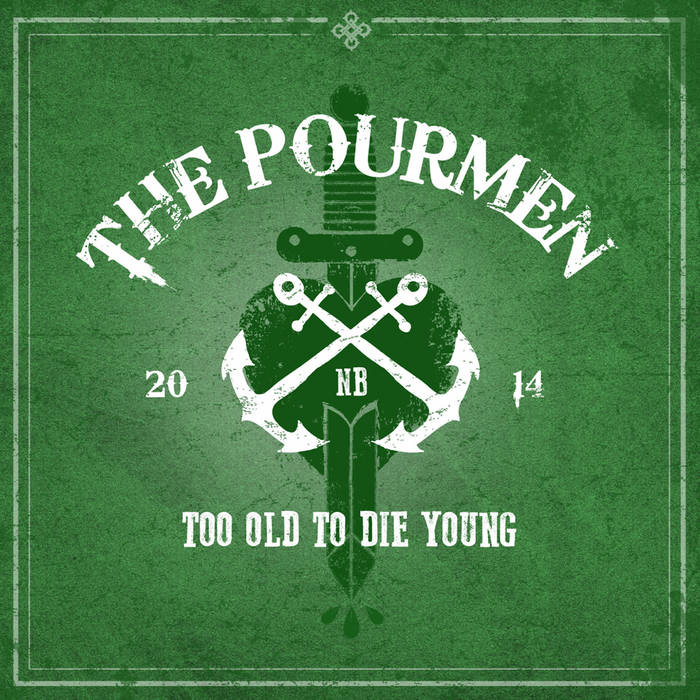 Too Old to Die Young cover art