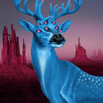 Reindeer's On Acid cover art
