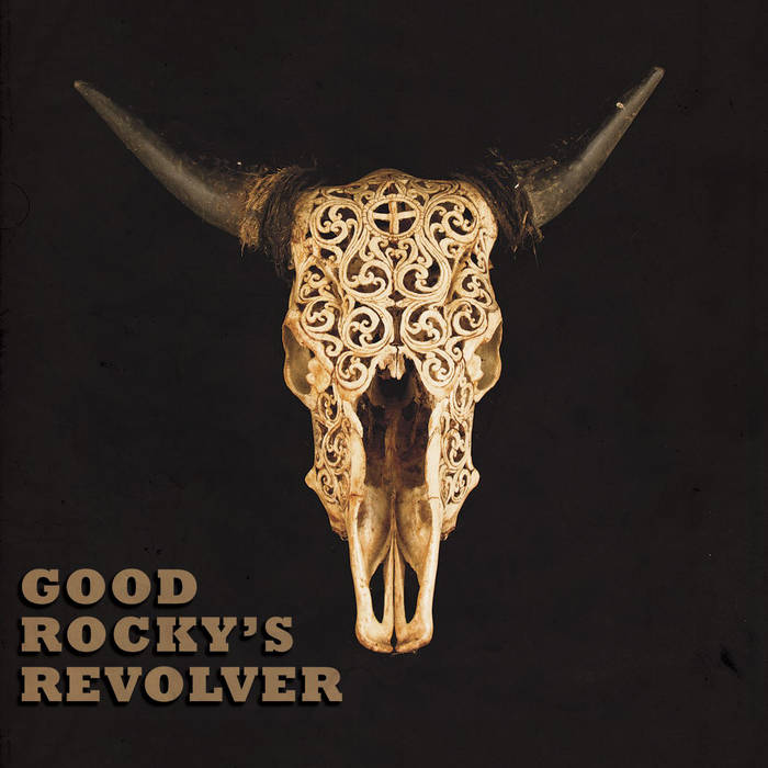 Good Rocky's Revolver EP cover art