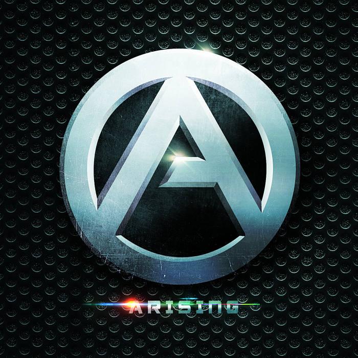 ARISING (EP) cover art