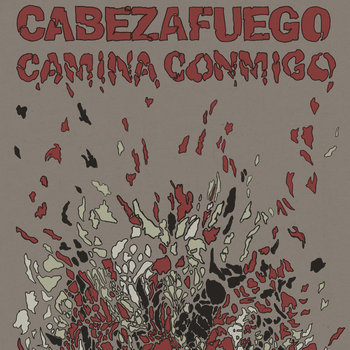 Camina Conmigo cover art